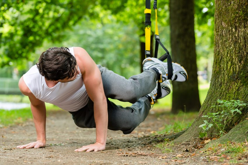 Functional Training in Luzern mit Personal Trainer Philipp Bisang
